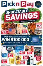 Find Specials || Inland Pick n Pay Unbeatable Savings