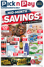 Find Specials || Inland Pick n Pay Deals