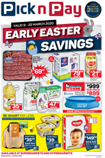 Find Specials || KZN PnP Easter Specials
