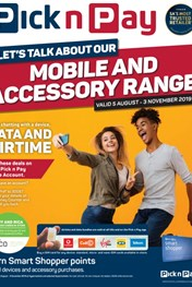 Find Specials || PnP Mobile and Accessory Deals
