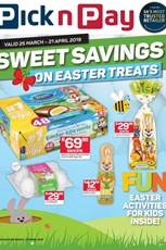 Find Specials || PnP Easter Treats Specials