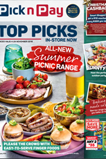 Find Specials || PnP Top Picks Deals