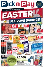 Find Specials || WC PnP Easter Specials