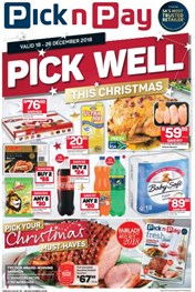 Find Specials || Western Cape Pick n Pay Pick Well Christmas Deals