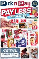 Find Specials || PnP WC Pay Less This Winter Deals