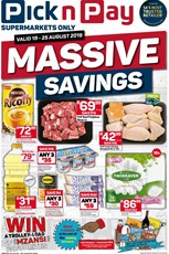 Find Specials || KZN PnP Massive Savings Promotion