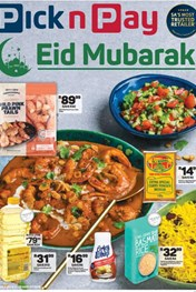 Find Specials || KZN Pick n Pay Eid Mubarak Promo
