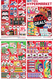 Find Specials || Eastern Cape R100 Deals with Pick n Pay