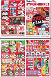 Find Specials || Pick n Pay R100 deals Inland