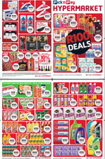 Find Specials || KZN R100 Deals Pick n Pay