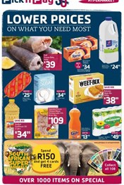 Inland Pick n Pay Additional Promotions