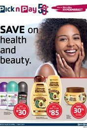 Pick n Pay Health and Beauty Promotions