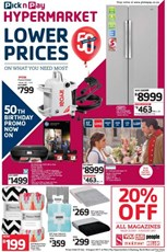 Find Specials || Inland, Eastern Cape, KZN Pick n Pay Hypermarket Specials