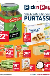 Inland Pick n Pay Well Wishes Over Purtassi