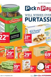 KZN Pick n Pay Well Wishes Over Purtassi