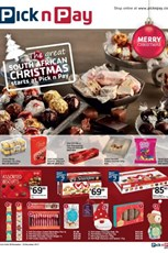 Find Specials || W Cape Pick n Pay Christmas Deals