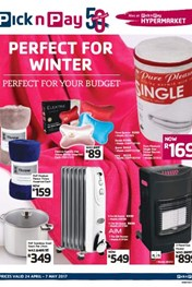 Pick n Pay Winter Deals