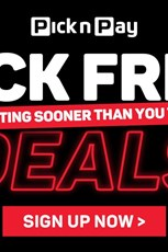 Find Specials || Pick n Pay Black Friday Specials 2020