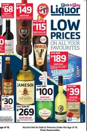 Pick N Pay Liquor Specials 24 Jul 2017 06 Aug 2017