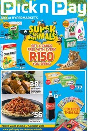 Western Cape Pick n Pay Promotion