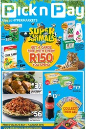 KZN Pick n Pay Specials