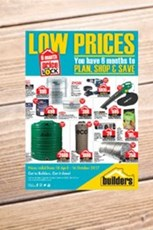 Find Specials || Builders Low Prices Specials
