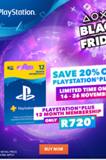 Find Specials || Raru Playstation Black Friday Deal