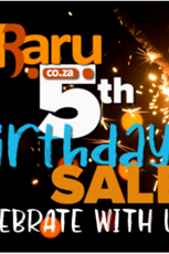 Find Specials || Raru Birthday Sale