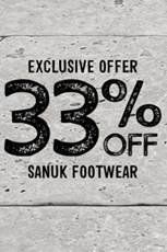 Find Specials || Due South Sanuk footwear