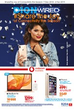 Find Specials || Dion Wired Cellular Catalogue