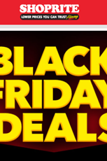 Find Specials || Shoprite Black Friday specials 2019