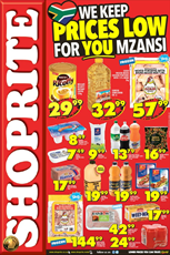 Find Specials || Eastern Cape Low Prices from Shoprite