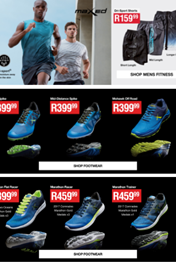 Find Specials || Mr Price Sport Deals