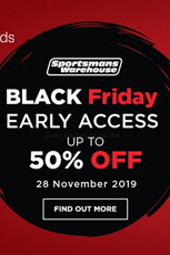 Find Specials || Sportsmans Warehouse Black Friday Deals 2019
