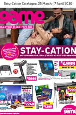 Find Specials || Game Stay-Cation Specials Catalogue