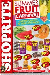 Find Specials || Shoprite Summer Fruit Carnival - NC + FS