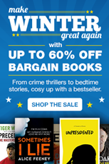 Find Specials || Takealot Winter Book Sale
