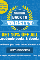 Find Specials || Takealot Varsity Specials