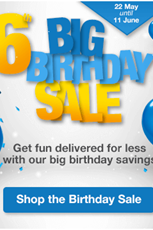 Find Specials || Takealot Big Birthday Sale