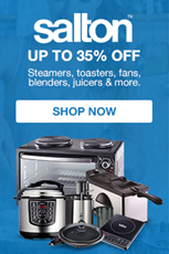 Find Specials || Salton Sale on Takealot