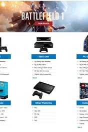 Find Specials || Gaming specials from Takealot