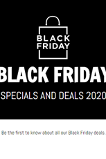 Find Specials || Mytgf World Black Friday 2020