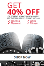 Find Specials || Tiger Wheel and Tyre Specials