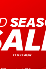 Find Specials || Totalsports Mid Season Sale