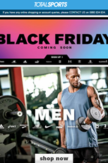 Find Specials || Totalsports Black Friday Deals