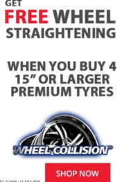 Find Specials || Tiger Wheel and Tyre Promotion
