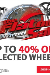 Find Specials || Tiger Wheel and Tyre Flat out sale
