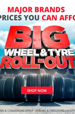 Find Specials || Tiger Wheel and Tyre Big Wheel Deals