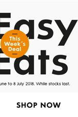 Find Specials || Easy Eats at Woolworths