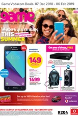 Find Specials || Game Vodacom Deals